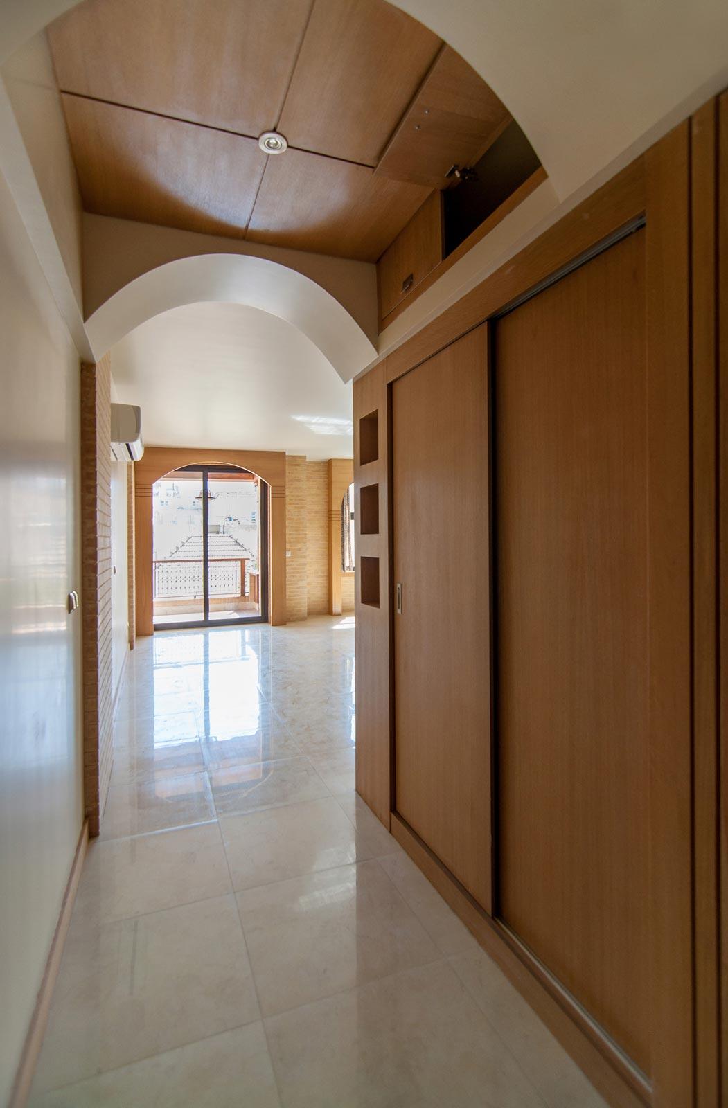 طراحی داخلی خانه ی پورقاضی
